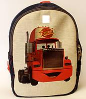 Детский рюкзак Тачки , фото 1