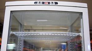 Прозрачный холодильник Scan RTC 286, фото 2