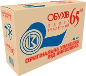 """Туалетная бумага """"Обухов"""" (48шт)"""
