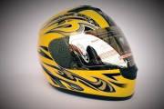 Шлем-интеграл (закрытый) JYX JK-101