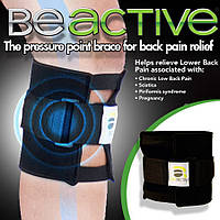 Бандаж на колено, Фиксатор коленного сустава BeActive., фото 1