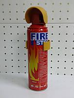 """Огнетушитель углекислотный """"FIRE STOP"""" 1 л (с креплением)"""