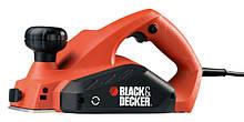 Электрорубанок BLACK+DECKER KW712KA (США/Китай)