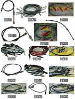 Кабеля и дроссельные кабеля для Jcb 910/36600, 910/38700, 910/42502