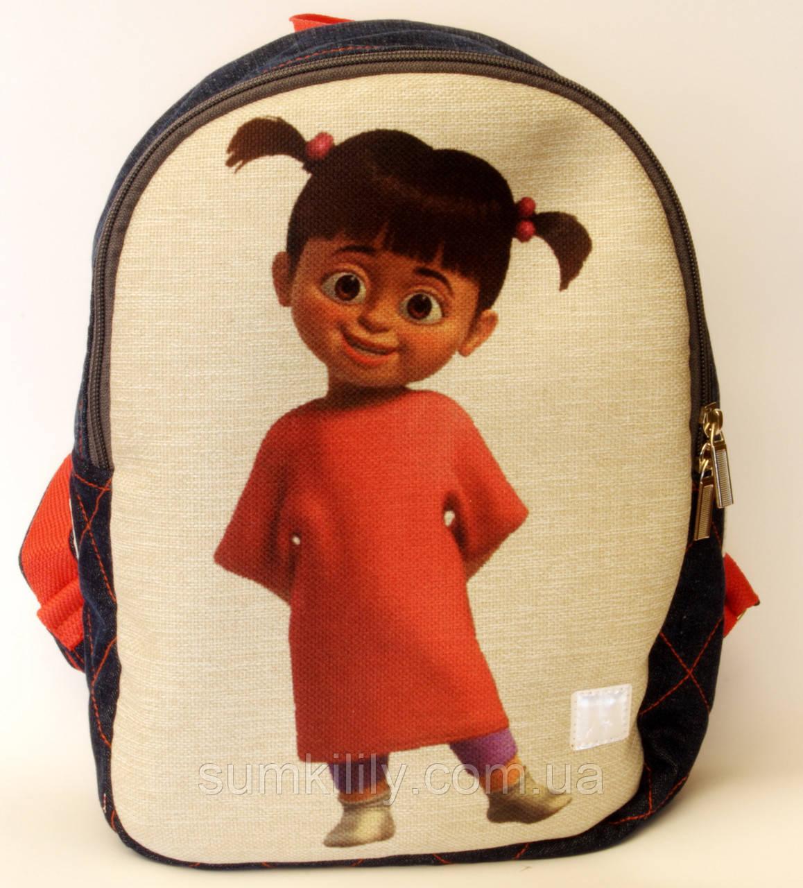 Детский рюкзак Корпорация монстров
