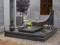 Мемориальный комплекс из гранита П - ЭМК 04