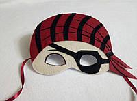 Карнавальная маска Пирата-2