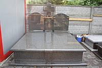 Мемориальный комплекс из гранита П - ЭМК 06