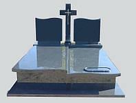 Мемориальный комплекс из гранита П - ЭМК 08