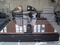 Мемориальный комплекс из гранита П - ЭМК 09