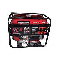 Бензиновый генератор WEIMA(Вейма) WM5500 с автоматикой