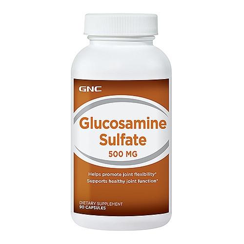 GNC GLUCOSAMINE 500, 90 caps