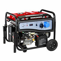 Генератор бензиновый SENCI SC10000-Е (7.5-8.5кВт), эл.с.
