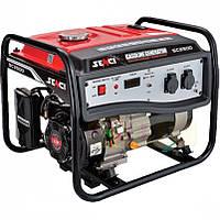 Генератор бензиновый SENCI SC3500-E (2.8-3.1кВт)