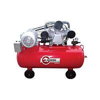 Компрессор Intertool PT-0040 (200л, 10HP, 7,5кВт, 1050л/мин)