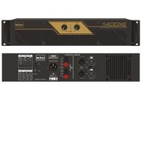 Усилитель мощности XE-2000 с ТБП (2*1000W (4Ω) \ 2* 500W (8Ω) BRIDGED 8Ω2000W)