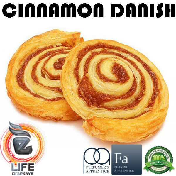 Ароматизатор TPA Cinnamon Danish Flavor (Булочка с корицей)
