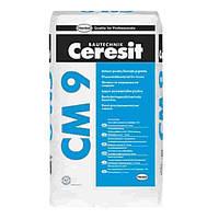Клей для плитки Ceresit CM-9 25 кг