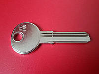 Заготовка ключа TET-60 TESSA