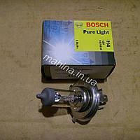 Лампа галогенная BOSCH H4  12V 55W