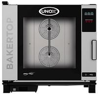 Пароконвектомат на 6 противней UNOX XEBC-06EU-E1R, линия ONE