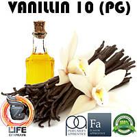 Добавка TPA Vanillin 10 PG (Ванилин 10 PG)