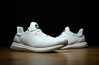 Кроссовки мужские Adidas Ultra Boost White/Black Contrast