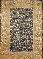 Ковер ручная работа шерсть + шелк GRO-057 Тибет 0.90 х 1.50