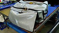 Сумка для хранения резиновой лодки. ПВХ.
