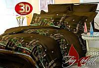 Комплект постельного белья BL7835 1,5 - спальное