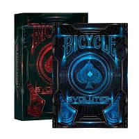 Карты покерные Bicycle Evolution (Ограниченный тираж)