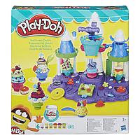 Набор Play-Doh замок мороженого