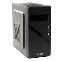 Компьютерный корпус Frime FC-001B black, без БП