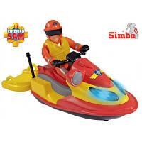 Лодка Пожарника Сэма Simba 9251662