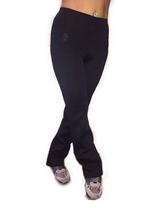 Женские брюки клеш, фото 2