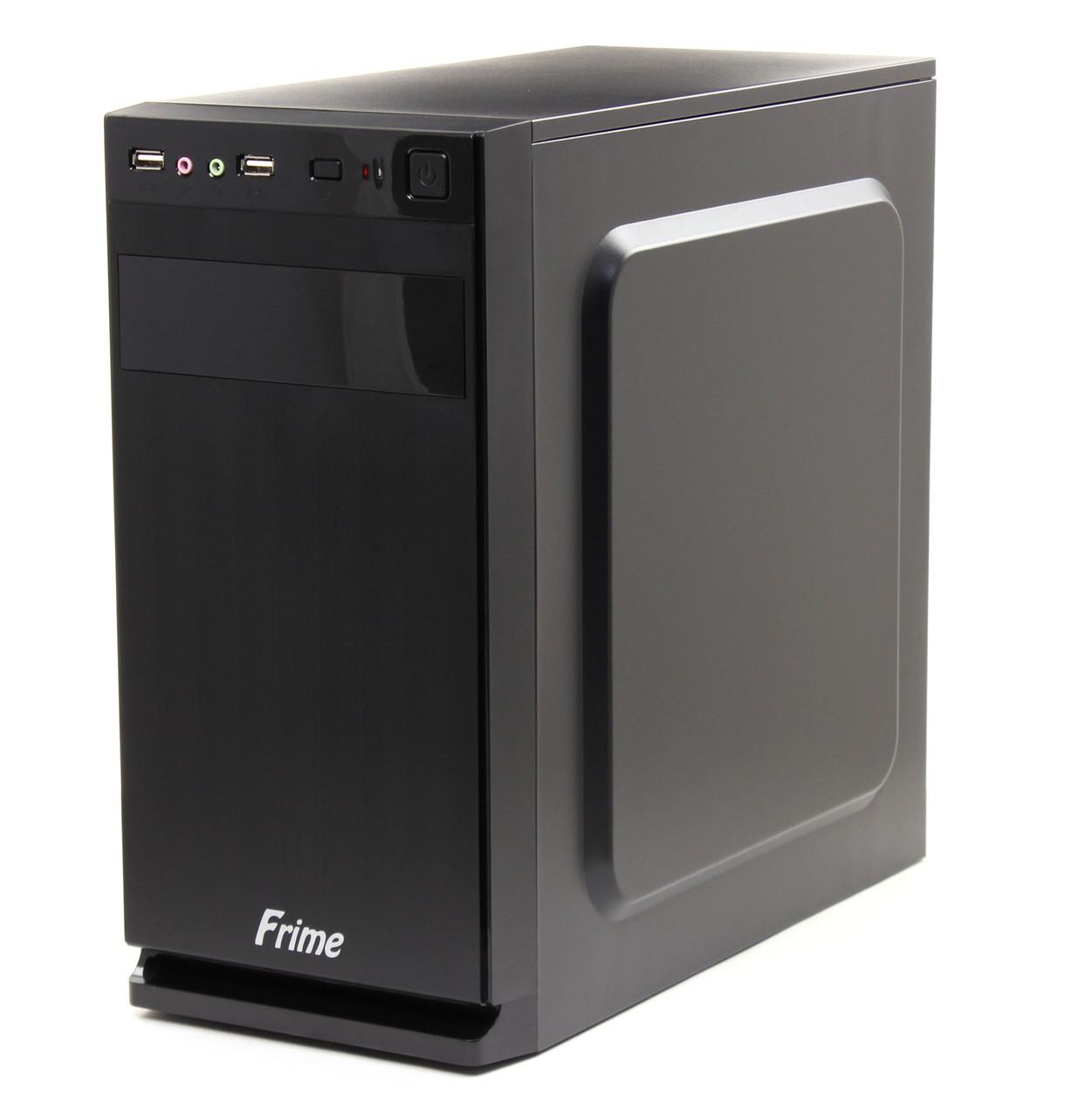 Компьютерный корпус Frime FC-002B black, без БП