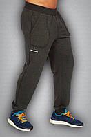Мужские спортивные штаны серые