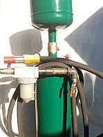 Пескоструйный аппарат АПО-50М (с дозатором песка и масловлагоотделителем), Сопло карбид бора