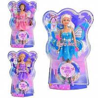 Кукла Defa Lucy с крыльями 29 см 8135