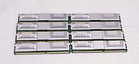 Оперативная память серверная DDR2 4GB FB-DIMM PC2-5300F Hynix HYMP151F72CP4N3
