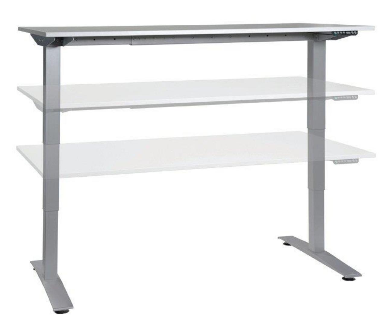 Suspa ELS3 500 Эргономичный стол для работы стоя и сидя регулируемый по высоте электроприводом