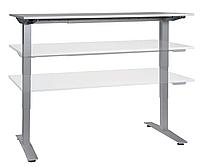Suspa ELS3 500 Эргономичный стол для работы стоя и сидя регулируемый по высоте электроприводом, фото 1