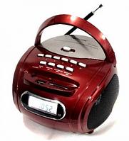 Радиоприемник бумбокс,  Радио RX 186, радио колонка MP3 USB, Радио с MP3 проигрывателем, портативная колонка