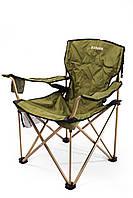 Кресло складное скаут - отличный выбор для рыбалки и отдыха на природе