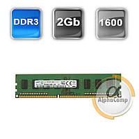 Модуль памяти DDR3 2Gb Samsung (2/1600SAM3RD) 1600