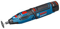 Многофункциональный инструмент (гравер) Bosch GRO 10,8 V-LI