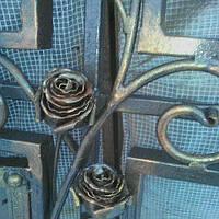 Хрест с розами