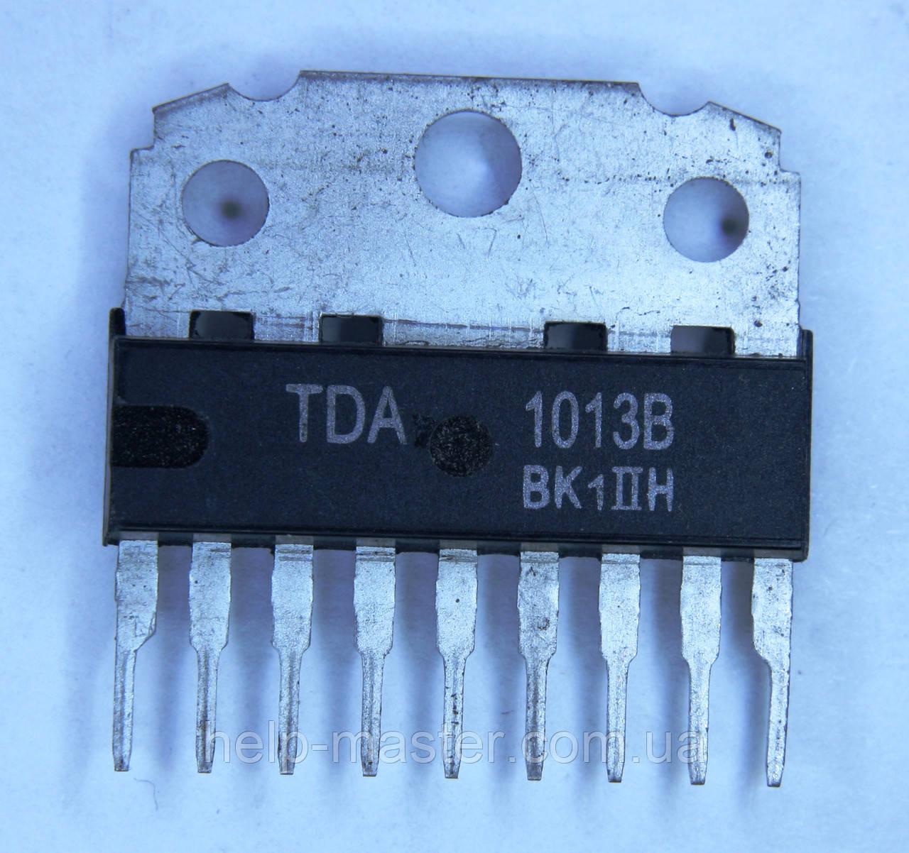 Микросхема TDA1013B; SIL9MPF