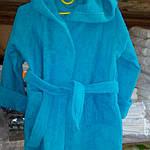 Детский махровый халат ,100% хб ; 3 года, фото 3