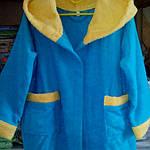 Детский махровый халат ,100% хб ; 3 года, фото 2